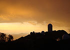 Kitt Peak National Observatory sunset