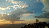 Kitt Peak National Observatory weather